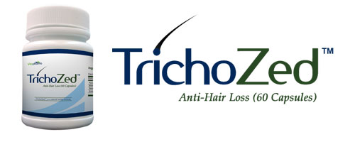TrichoZed Hair Loss Pills